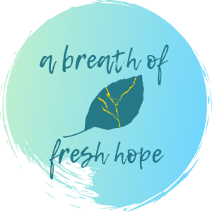 a breath of fresh hope